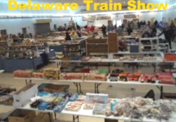 Delaware Train Show & Octoberfest Toy Show 2019