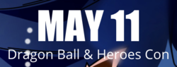 Dragon Ball & Heroes Con 2019