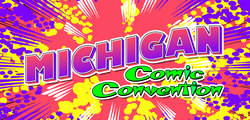 Michigan Comic Convention 2019