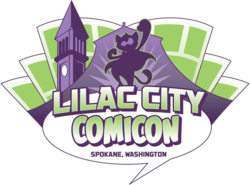 Lilac City Comicon 2019