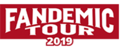 Fandemic Tour Houston 2019