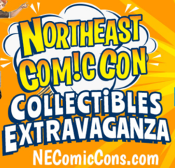 NorthEast Comic Con & Collectibles Extravaganza 2019