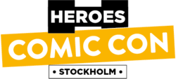 Heroes Comic Con Stockholm 2019