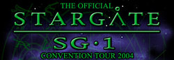 Official Stargate SG-1 Convention 2004