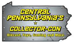 Central Pennsylvania's Collector Con 2019