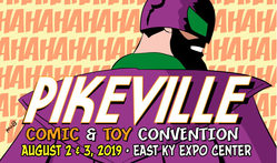 Pikeville Comic & Toy Con 2019