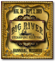 Big River Steampunk Festival 2019