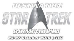 Destination Star Trek Birmingham 2019