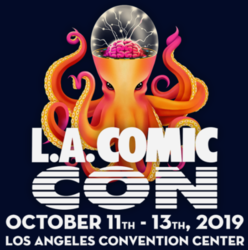 Los Angeles Comic Con 2019