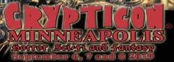 Crypticon Minneapolis 2019