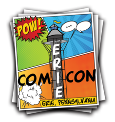 ComiCon Erie 2019