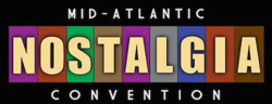 Mid-Atlantic Nostalgia Convention 2019
