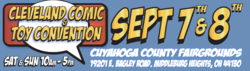 Cleveland Comic & Toy Convention 2019