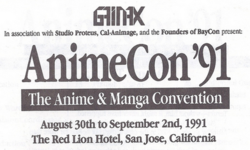 AnimeCon 1991