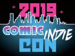 Comic Indie Con 2019
