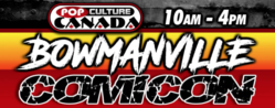 Bowmanville ComiCon 2019