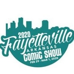 Fayetteville AR Comic Show 2020