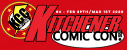 Kitchener Comic Con 2020