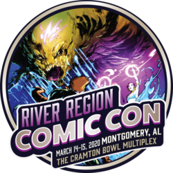 River Region Comic Con 2020