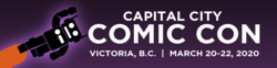 Capital City Comic Con 2020