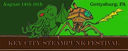 Key City Steampunk Festival 2020