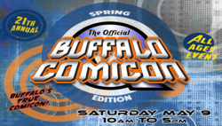Buffalo Comicon 2020