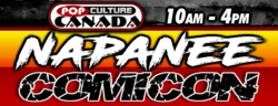 Napanee ComiCon 2020