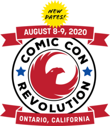 Comic Con Revolution Ontario 2020