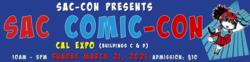 Sac Comic-Con 2021