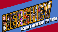 Hershey Action Figure & Toy Show 2020