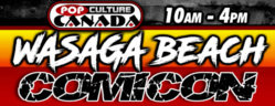 Wasaga Beach ComiCon 2020