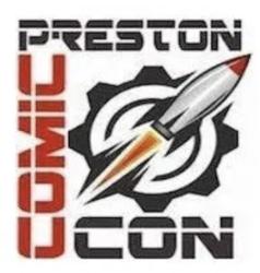 Preston Comic Con 2020