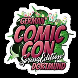 German Comic Con Dortmund Spring 2021