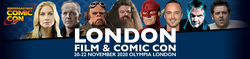 London Film & Comic Con 2020