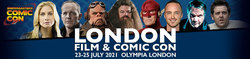 London Film & Comic Con 2021