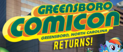 Greensboro Comicon 2020