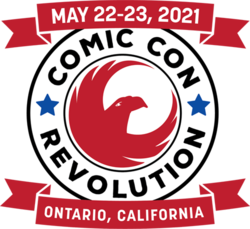 Comic Con Revolution Ontario 2021