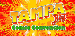 Tampa Bay Comic Convention 2021