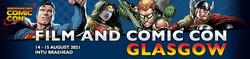 Film & Comic Con Glasgow 2021