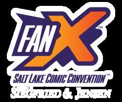 FanX Salt Lake Comic Convention 2021