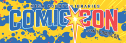 Mesa County Libraries Comic Con 2020