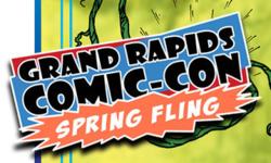 Grand Rapids Comic-Con 2021