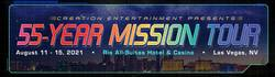 55 Year Mission Tour 2021