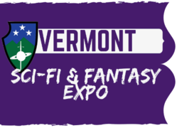 Vermont Sci-Fi Fantasy Expo 2021