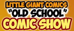 Old School Comic Show 2021