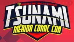Tsunami Mérida Comic Con 2021
