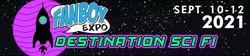 Fanboy Expo Destination Sci Fi 2021