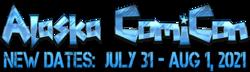 Alaska ComiCon 2021