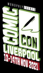 Comic Con Liverpool 2021
