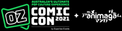 Oz Comic-Con: Adelaide 2021
